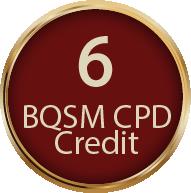 BQSM-Badge