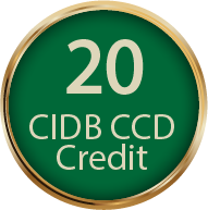 CIDB Badge